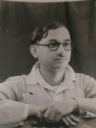 Hariprasad at young age