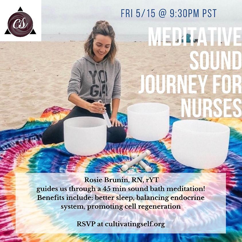 Meditative Sound Journey For Nurses