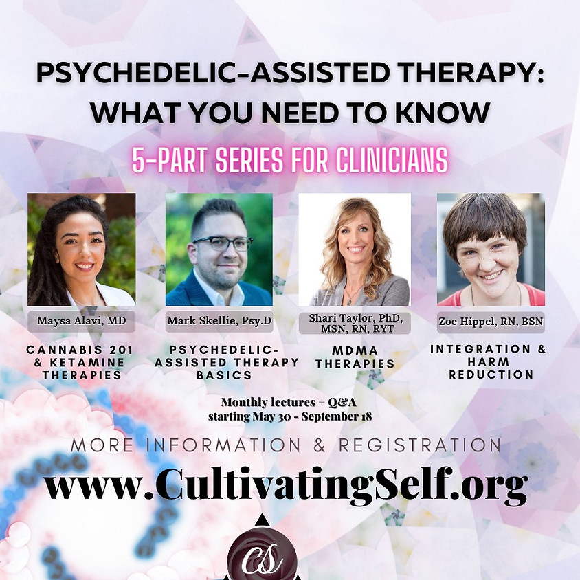 Psychedelic-Assisted Therapy: What You Need to Know