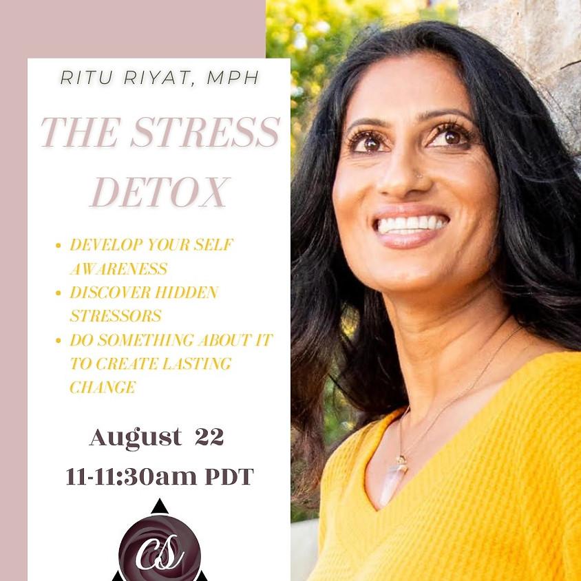 Sneak Peek: The Stress Detox