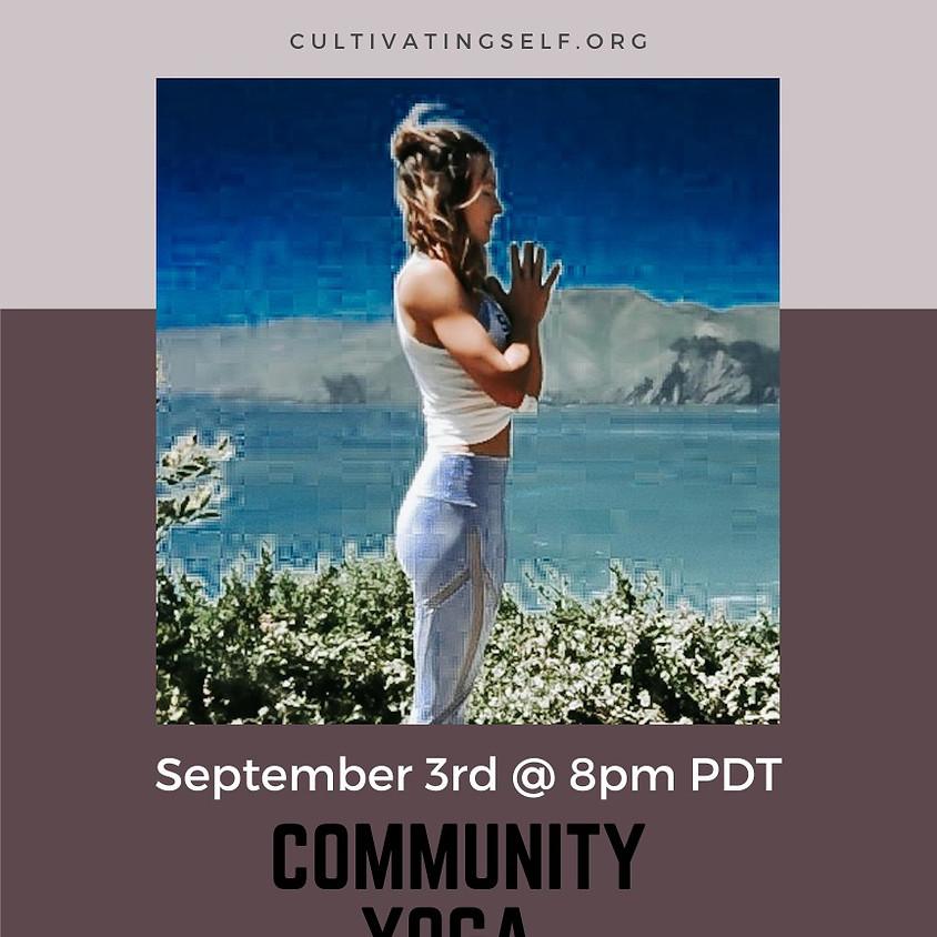 Community Yoga w/ Rosie