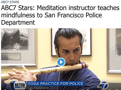 SFPD mindfulness series