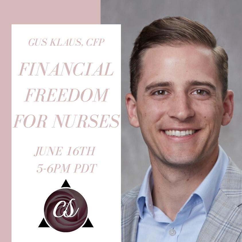 Financial Freedom For Nurses