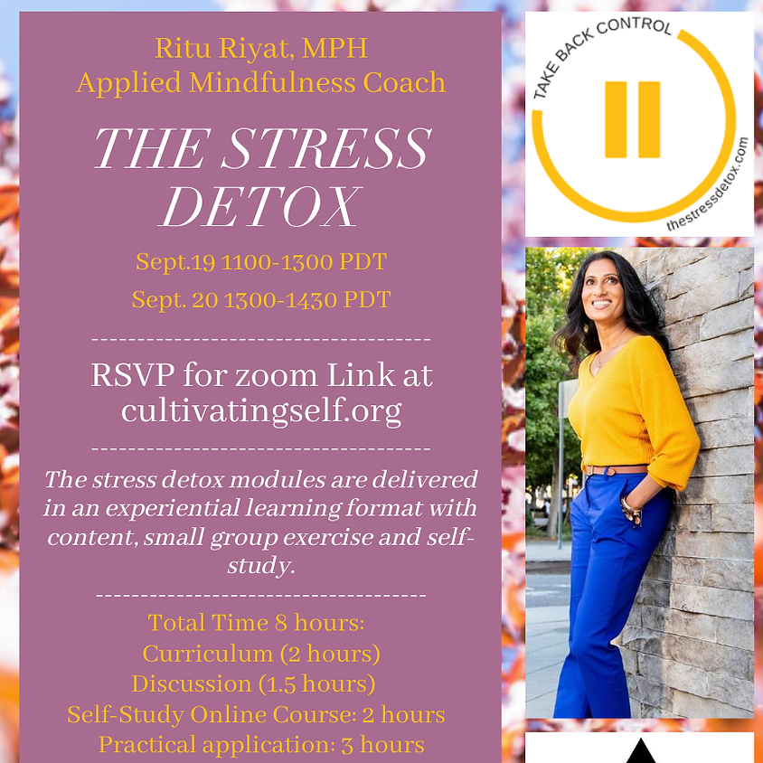 The Stress Detox