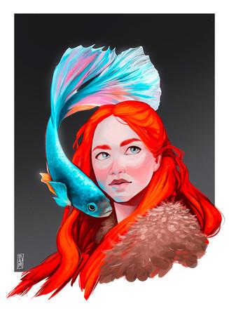 FISHY WOMAN