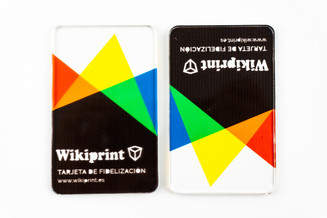 WIKIPRINT LOYALTY CARDS