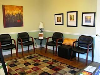 Patient Waitng Area