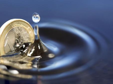 Recursos usados para economizar água