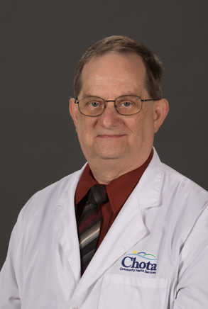 Dr. Thomas Cox Chief Medical Officer Family Medicine  Madisonville Clinic
