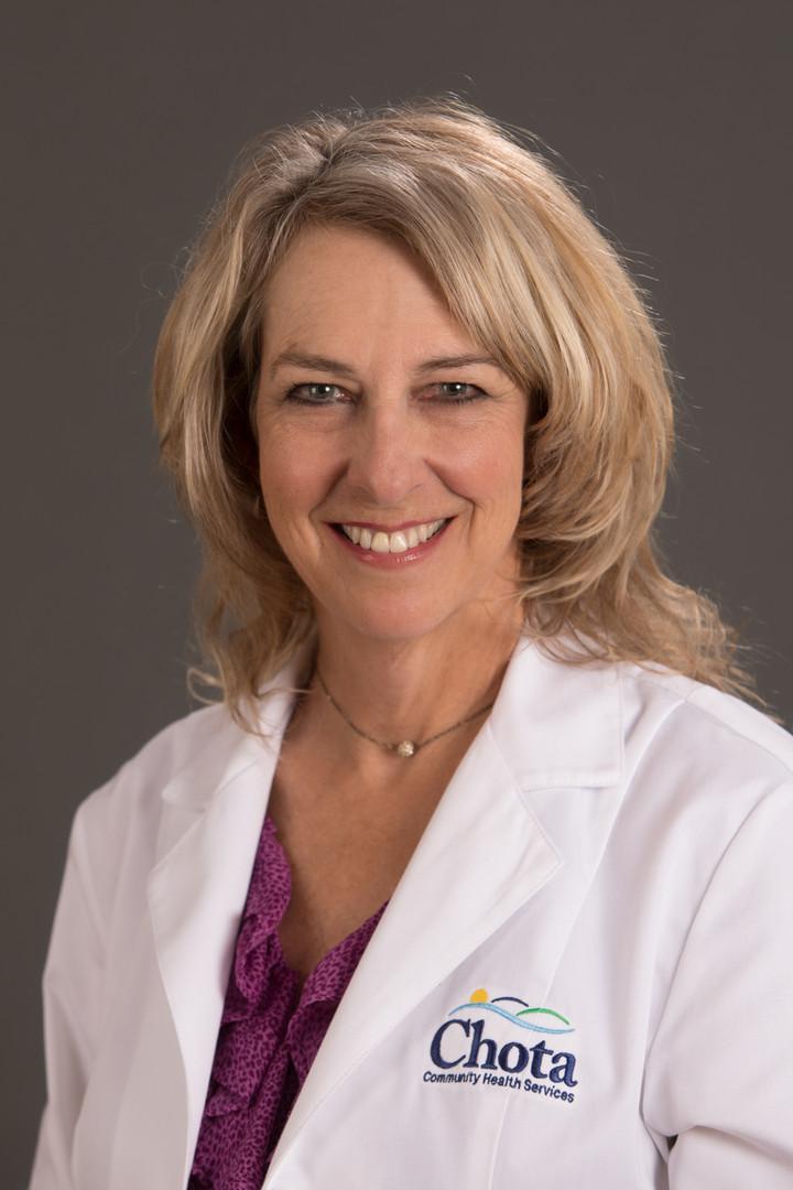Janet Binkley, FNP Vonore & Madisonville Clinics