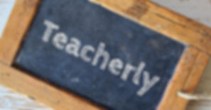 Teacherly chalk board.jpg