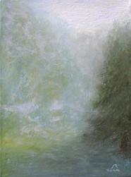 Forrest in Mist, No.2