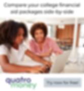 Quatromoney  - Compare financial aid pac