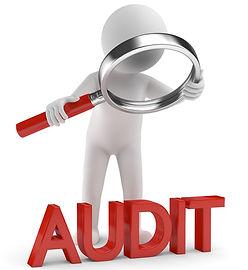 Audit eerste interventiemiddelen en signalisatie, audit moyen de première intervention et la signalisation