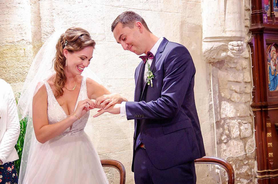 mariage à libourne