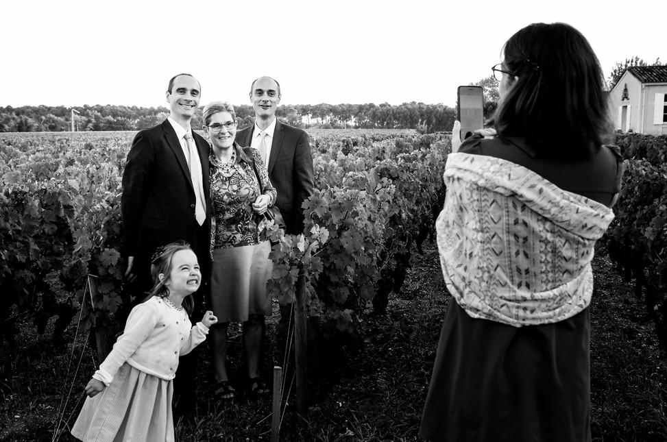 photographe cocktail de mariage