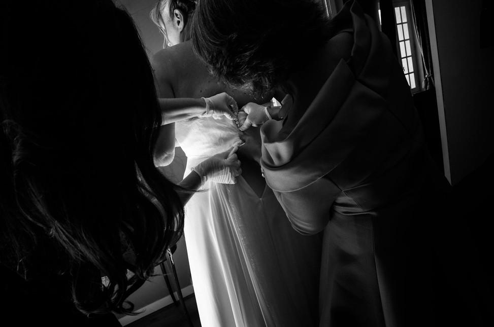 mariage dans le médoc