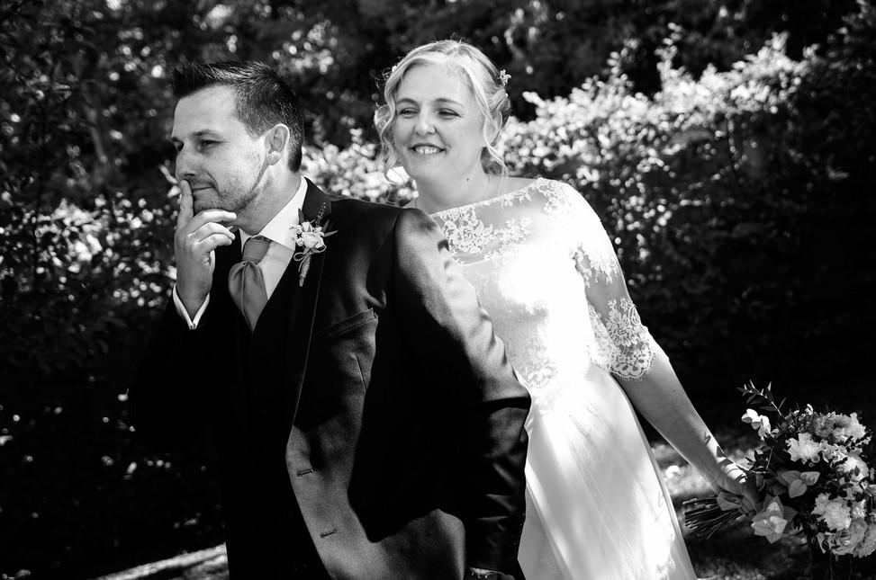 photographe découverte des mariés
