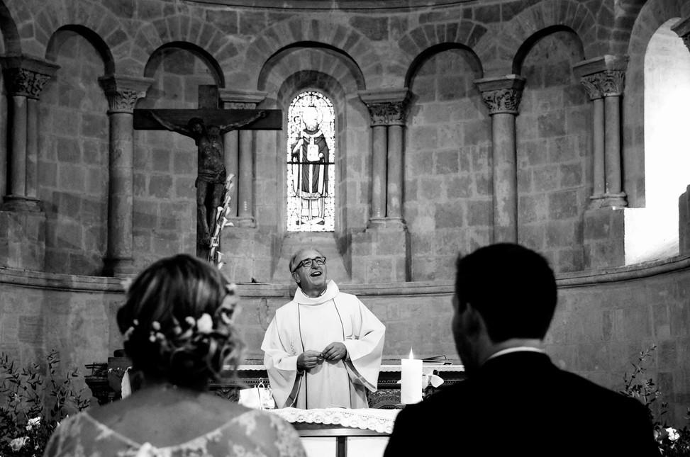 mariage à saint émilion