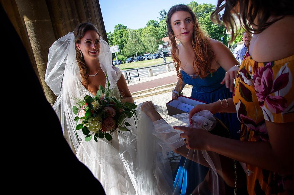 mariage à arcachon