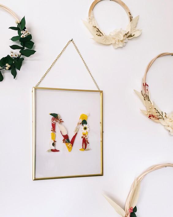 décoration mariage bohème chic