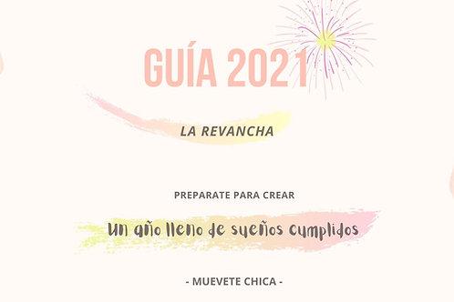 Guía 2021: Crea tu año!