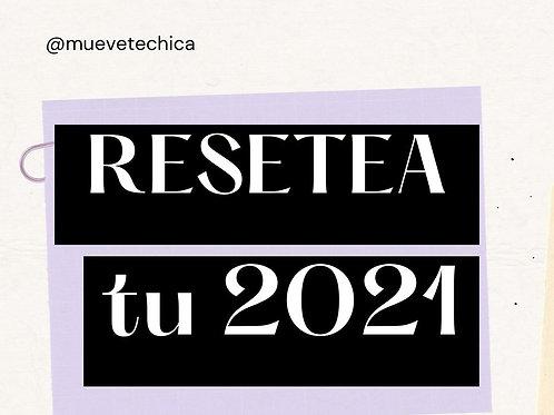 Guía RESET 2021