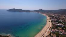 Fotos aus der Luft, per Drohne