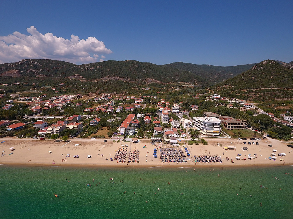 lema skyvideo in Griechenland mit drohne