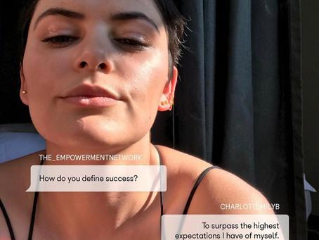 INTERVIEW WITH CHARLOTTE BRATTINGA