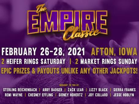 The 2021 Empire Classic