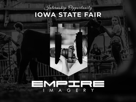 We are seeking two individuals to join our team at the 2021 Iowa State Fair!