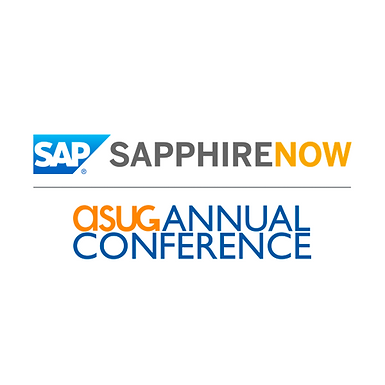 SAPPHIRENOW ASUG ANNUAL CONFERENCE 2019