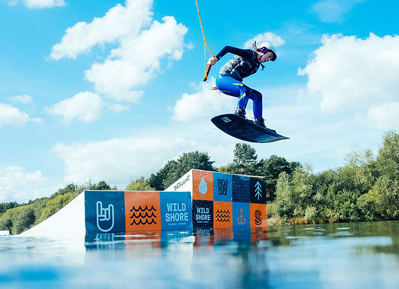 Wakeboard Bundle Deal 5 Sessions