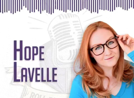 February 7th, 2020 - Hope Interviewed on Roll for Persuasion!