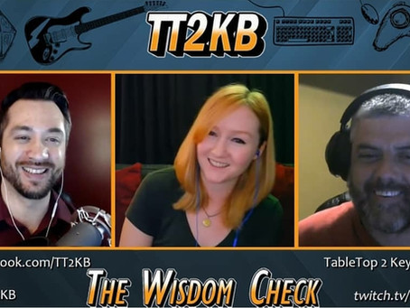 December 9th, 2019 - Wisdom Check Podcast