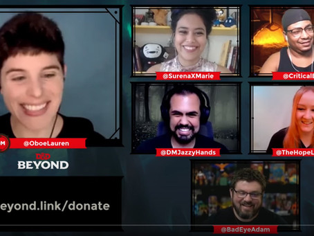 August 15th, 2020 - All Cleric Charity Stream