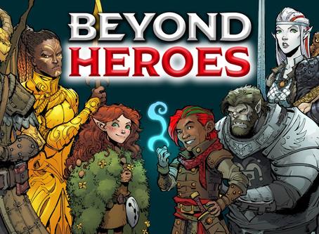 November 13th, 2019 - Beyond Heroes