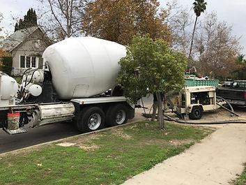 ready mix concrete