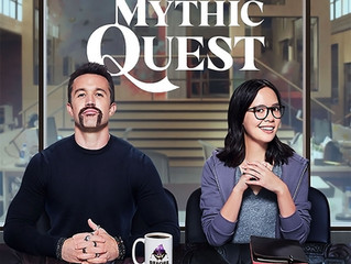 """Greenwood produced """"First In Flight"""" to debut on Apple TV's """"Mythic Quest"""""""