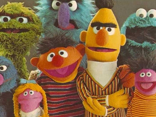 The Honey Jar welcomes Sesame Street