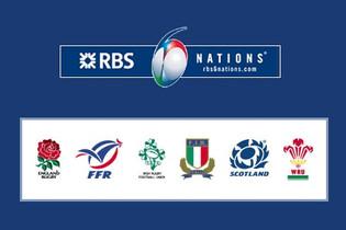 Les 6 nations 2017