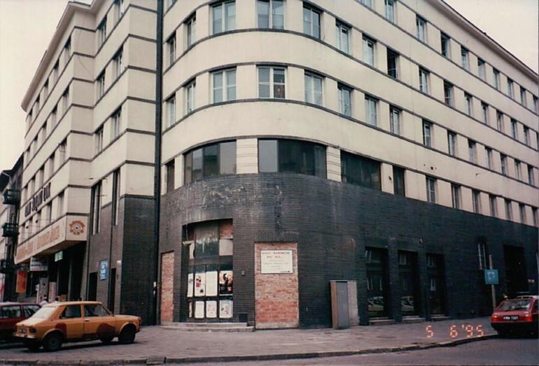 Headquarters for Nazi Gestapo