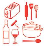 מוצרי מטבח אירוח ובית