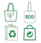 תיקי קניות ותיקים ידידותיים לסביבה
