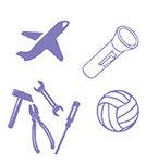 מוצרי ספורט, נסיעות ורכב