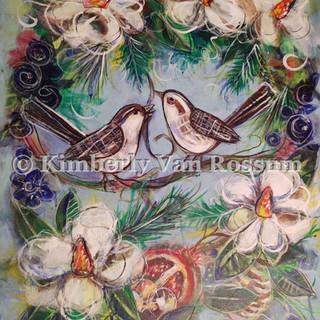 Magnolia Wrens