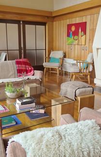 Sala común Amadeus hotel