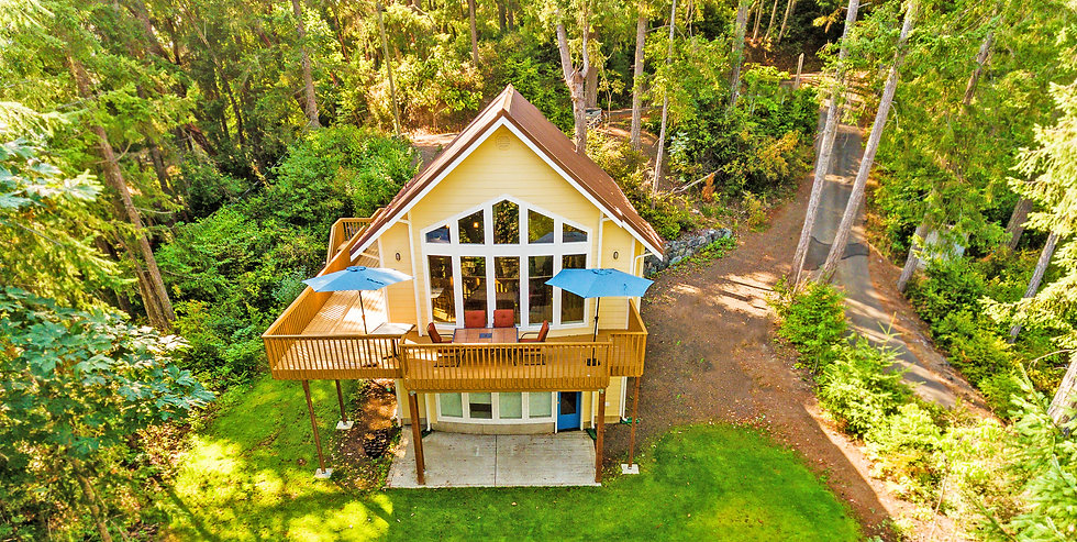 Custom Home Weekend Getaway Cabin cover photo
