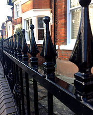 metal fence bedford